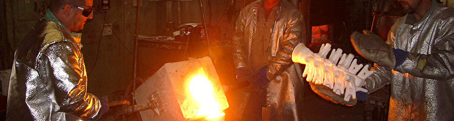 Investment Casting - Dal-Air Investment Castings - Point TX
