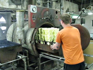 Investment Casting Dewax Operation - Dal-Air Investment Castings - Point TX