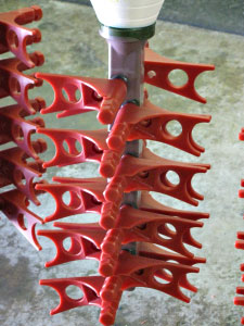 Investment Casting Pattern Assembly - Dal-Air Investment Castings - Point TX