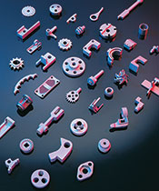 Small Parts - Dal-Air Investment Castings - Point TX